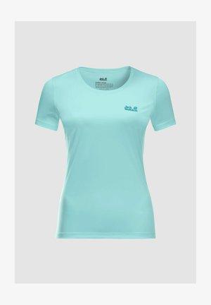 TECH - Basic T-shirt - powder blue