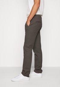 Mason's - TORINO STYLE - Kalhoty - anthracite - 4