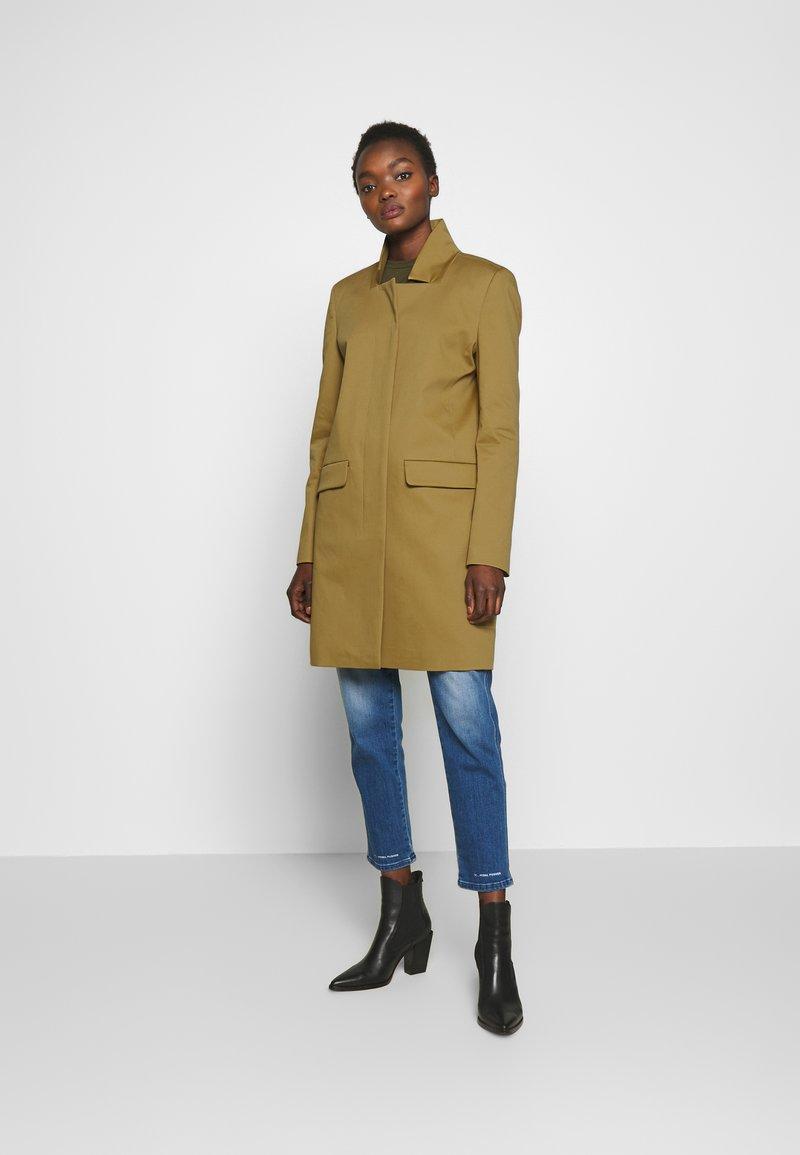 CLOSED - PORI - Classic coat - beige