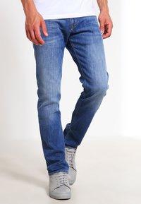 JOOP! Jeans - MITCH - Džíny Straight Fit - blue denim - 0