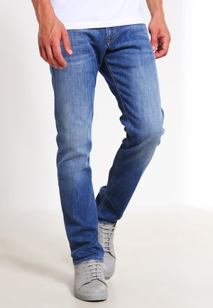 MITCH - Jeans a sigaretta - blue denim