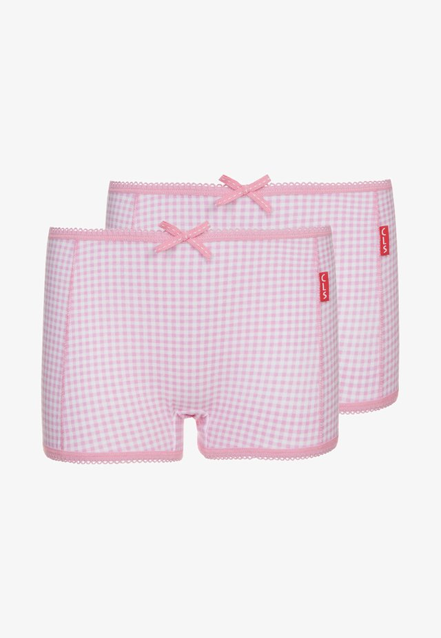 2 PACK - Culotte - pink