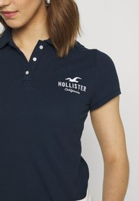 Hollister Co. - CORE LOGO - Polo - navy - 5