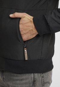 INDICODE JEANS - HANNIBAL - Winter jacket - charcoal mix - 4