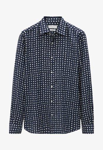 SLIMFIT - Shirt - blue/black denim