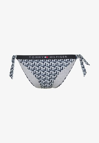 CORE SOLID CHEEKY STRING SIDE TIE