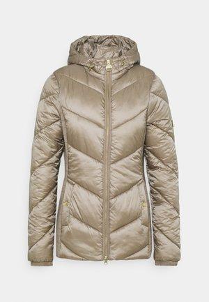 MILLER QUILT - Winter jacket - soft gold
