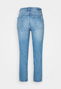 GAP Petite - CHEEKY STRAIGHT ATLANTIC - Jeans Skinny Fit - medium indigo - 1