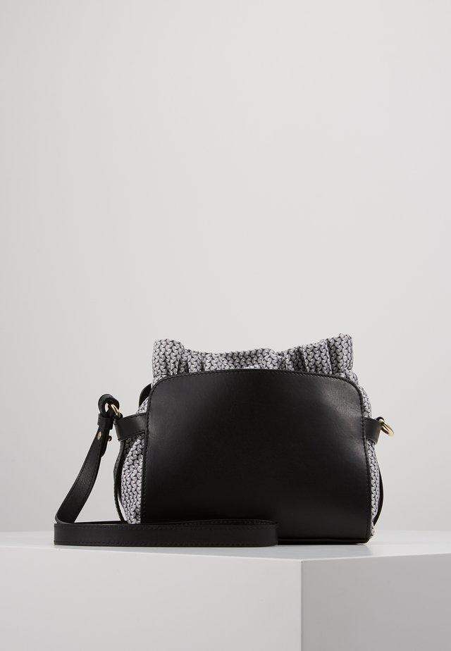 ENVELOPPE - Torba na ramię - noir