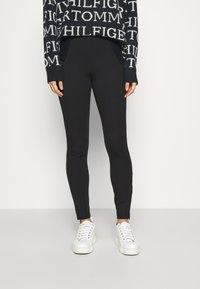 s.Oliver - Leggings - Trousers - black - 0