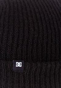 DC Shoes - CLAP - Mütze - black - 5