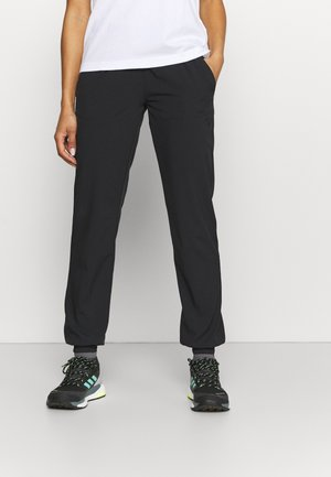 NORA PANT - Trousers - black