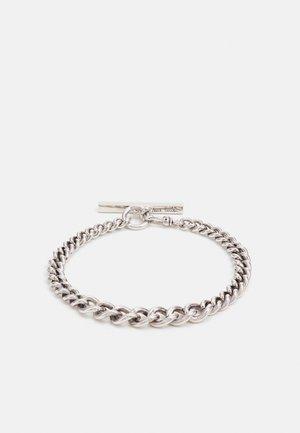 BRACELET T BAR UNISEX - Bracelet - silver-coloured