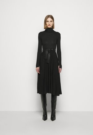 DARAI - Robe pull - black