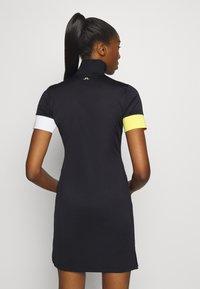 J.LINDEBERG - INES DRESS SET - Sportovní šaty - navy - 2