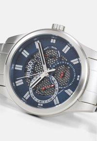 HUGO - SKELETON - Watch - silver-coloured/blue - 3