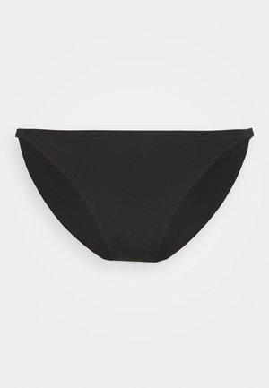 AVA TANGA SWIM BOTTOM - Bikini bottoms - black