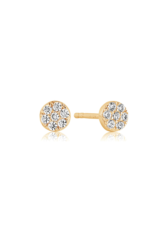Sif Jakobs Jewellery Ohrringe - Gelb-coloured/gold