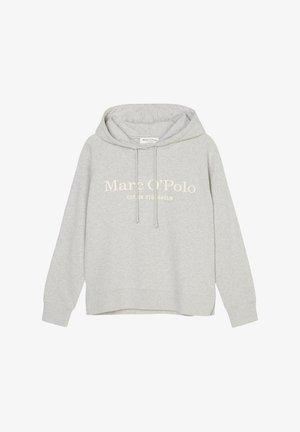 Sweatshirt - stony grey melange