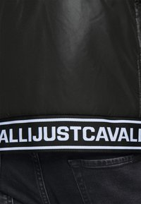 Just Cavalli - KABAN - Giacca leggera - black - 7