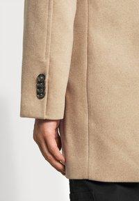 TOM TAILOR - Classic coat - beige - 7
