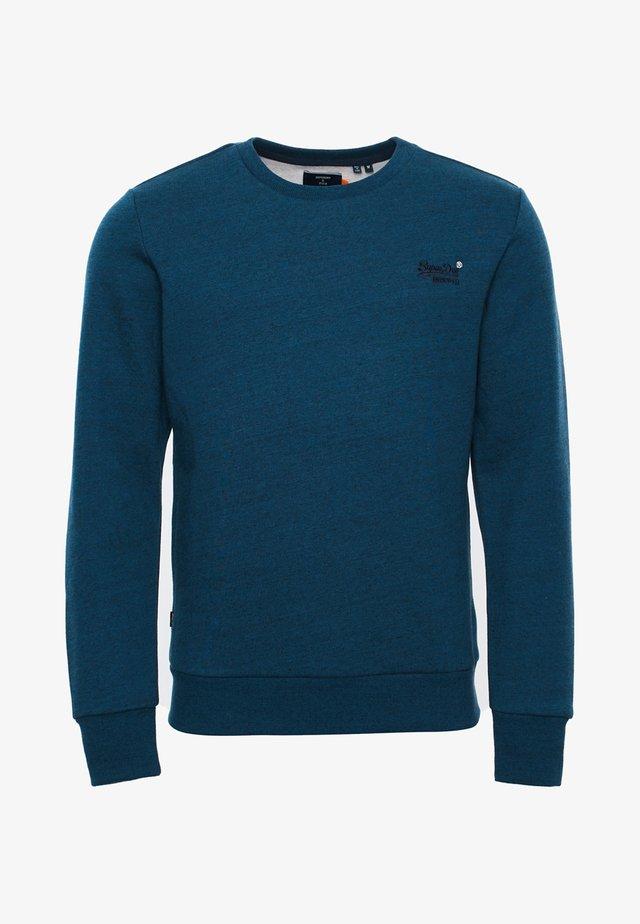 ORANGE LABEL  - Sweater - ketion blue marl
