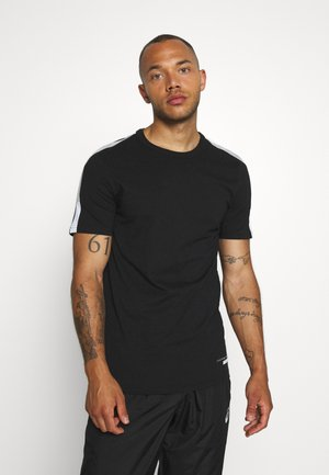 JCOJORDY TEE CREW NECK - Basic T-shirt - black
