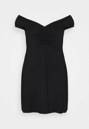 BARDOT TEA DRESS - Day dress - black