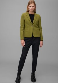 Marc O'Polo - Blazer - olive green - 1