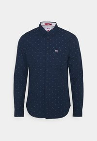Tommy Jeans - DOBBY SHIRT - Shirt - blue - 5