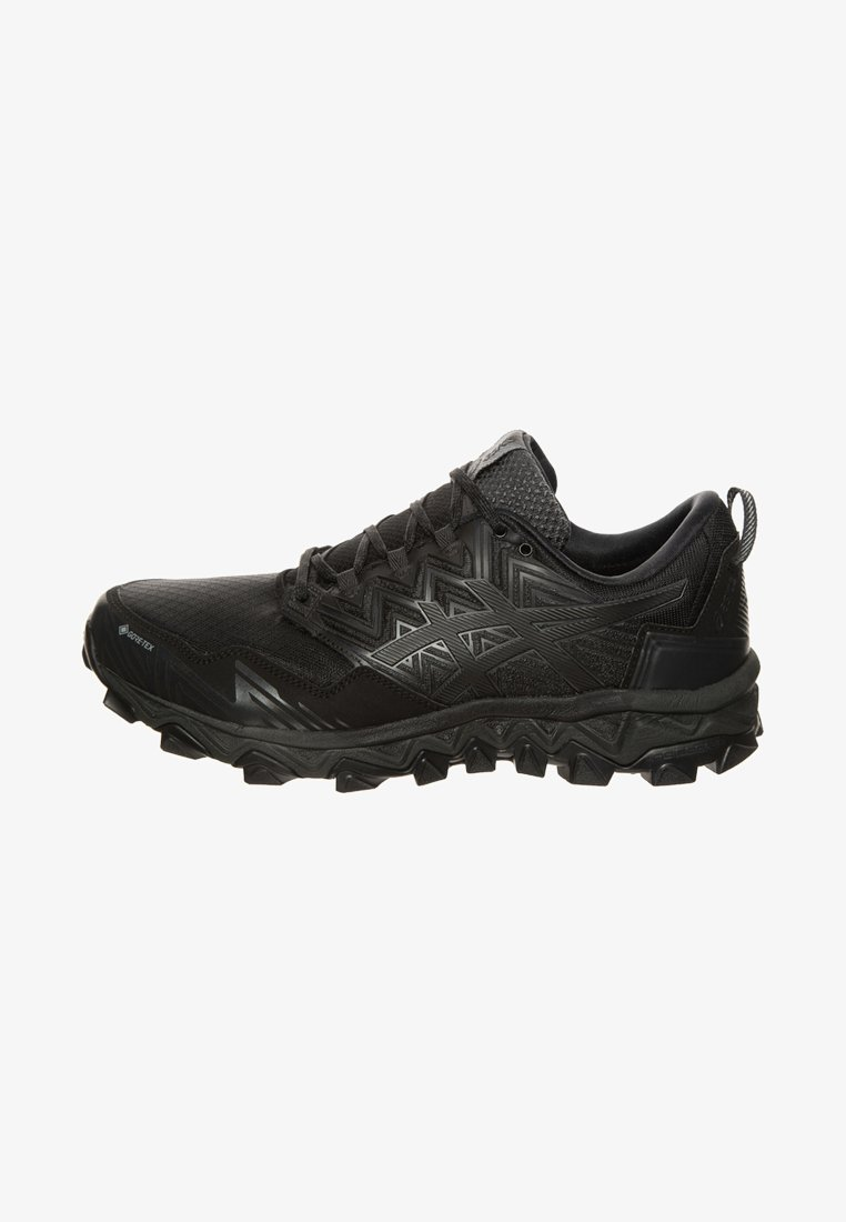 ASICS - GEL-FUJITRABUCO  - Trail running shoes - black