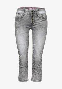 Street One - CASUAL FIT  - Slim fit jeans - grau - 3