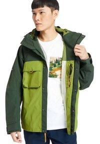 Timberland - Waterproof jacket - duffel bag calla green - 3