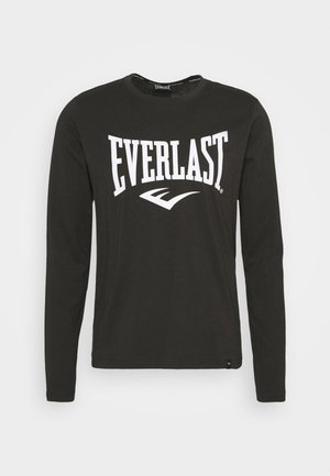 TEE DUVALLE - Long sleeved top - black