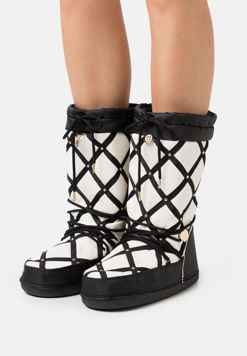 River Island - Winter boots - white