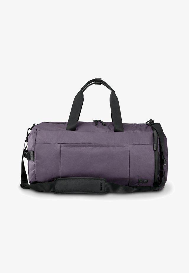 Holdall - purple