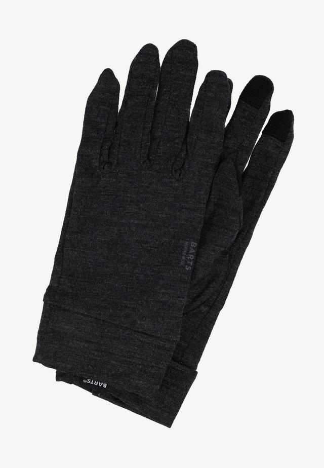 TOUCH GLOVES - Gloves - dark heather