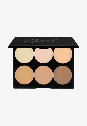 SL CREAM CONTOUR KIT - Face palette - light
