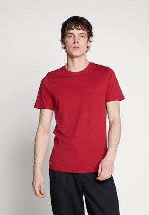 JJEORGANIC - T-shirt - bas - rio red