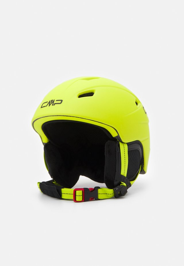 KIDS SKI HELMET - Casco - apple