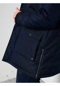 Petrol Industries - Winter coat - deep capri - 2