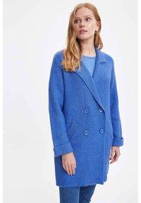 DeFacto - Short coat - blue - 3