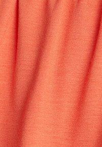 Esprit - SKIRT - Mini skirt - coral - 5