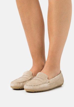 COMFORT LEATHER - Pantoffels - beige