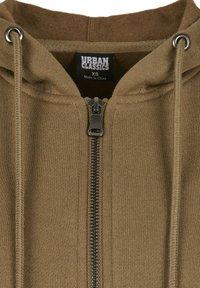 Urban Classics - Zip-up hoodie - summerolive - 7