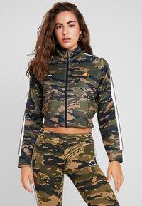 Ellesse - PAOLINA - Training jacket - olive - 0