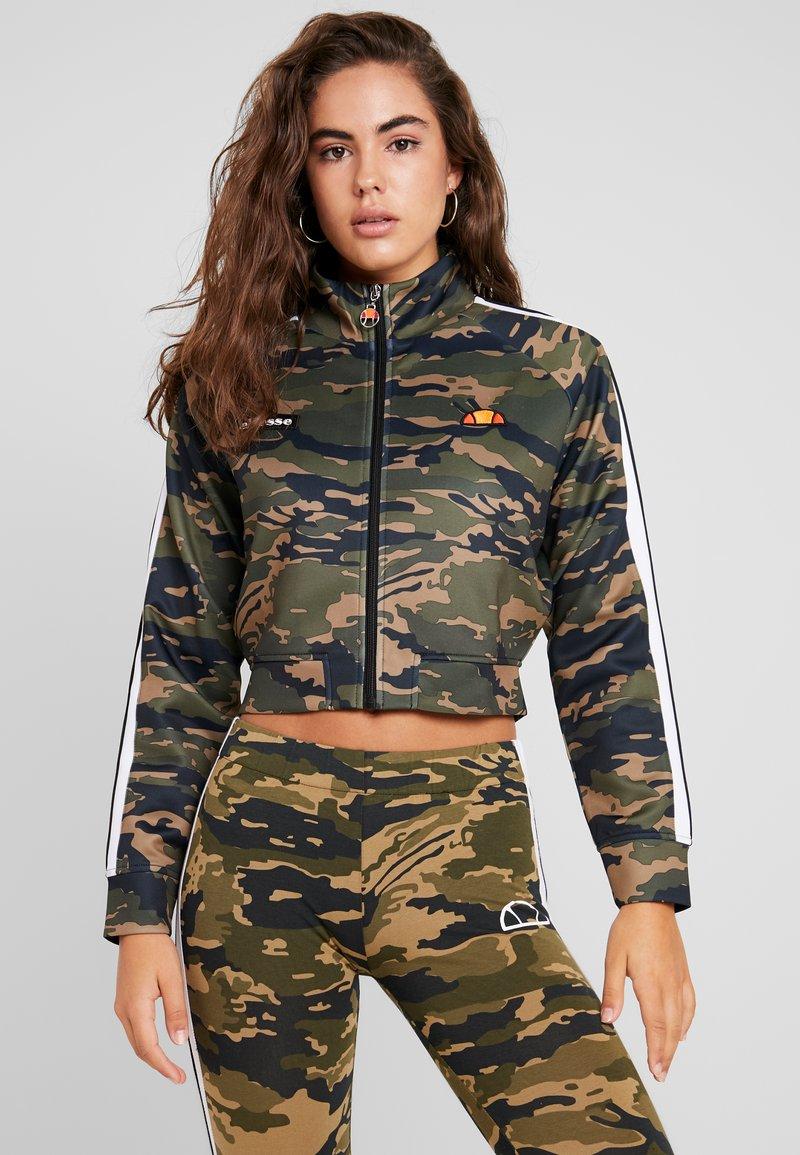 Ellesse - PAOLINA - Training jacket - olive