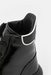 Casadei - Baskets montantes - nero - 6
