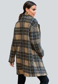 Alba Moda - Classic coat - camel,braun - 1
