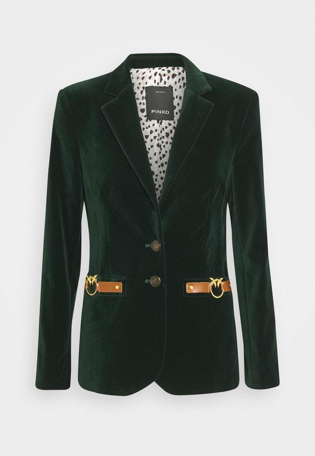 GALATTICHE JACKET - Krótki płaszcz - green